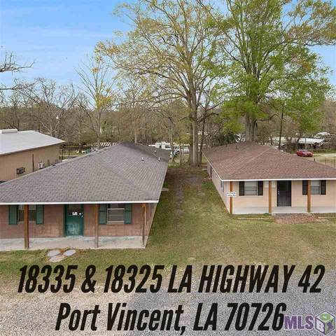 18335 La Hwy 42, Denham Springs, LA 70726 (#2020003651) :: Smart Move Real Estate