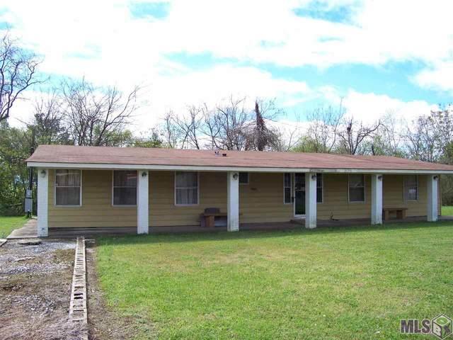 3196 La Hwy 1, Donaldsonville, LA 70346 (#2020003877) :: Smart Move Real Estate