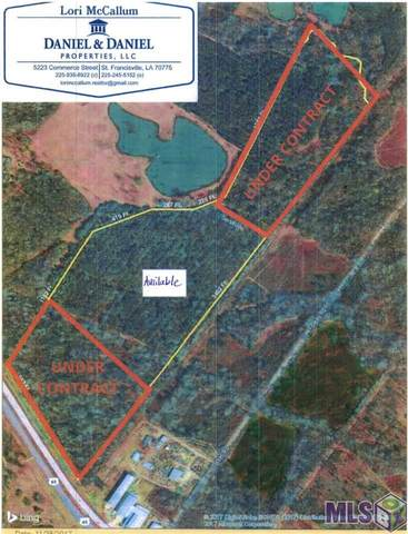 TBD3 Us Hwy 61, St Francisville, LA 70775 (#2020003890) :: The W Group with Berkshire Hathaway HomeServices United Properties