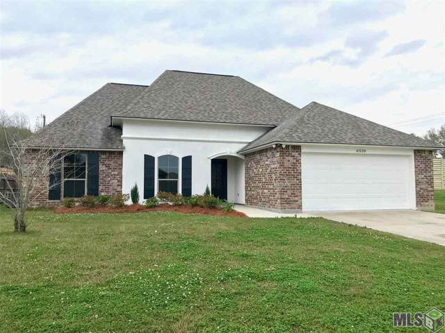 41530 Hearthstone Ave, Prairieville, LA 70769 (#2020003936) :: Darren James & Associates powered by eXp Realty