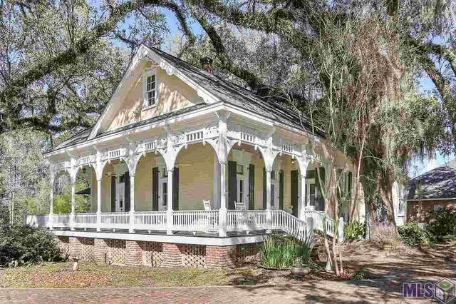 18721 Magnolia Bend Rd, Central, LA 70739 (#2020003944) :: David Landry Real Estate