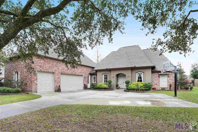 40203 Dove Estates Ct, Gonzales, LA 70737 (#2020004107) :: The W Group with Berkshire Hathaway HomeServices United Properties