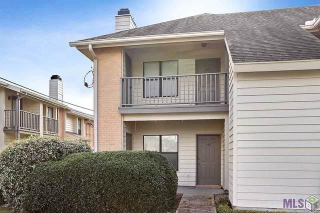 5141 Buttercreek Ln M107, Baton Rouge, LA 70809 (#2020004164) :: Smart Move Real Estate