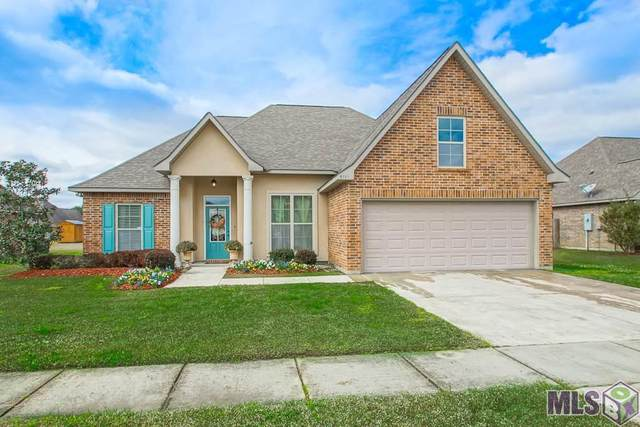 5111 Queens Carriage St, Zachary, LA 70791 (#2020004198) :: Patton Brantley Realty Group