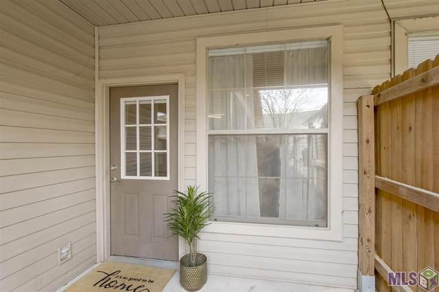 809 Summer Breeze Dr #1504, Baton Rouge, LA 70810 (#2020004315) :: Smart Move Real Estate