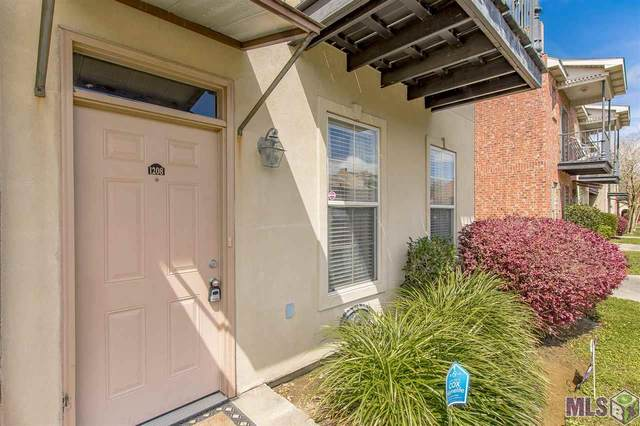 10600 Lakes Blvd #1208, Baton Rouge, LA 70810 (#2020004341) :: Smart Move Real Estate