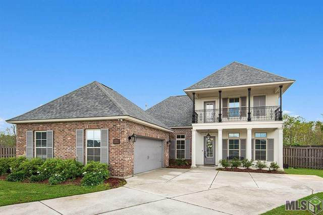 2883 Meadow Grove Ave, Zachary, LA 70791 (#2020004556) :: The W Group with Berkshire Hathaway HomeServices United Properties
