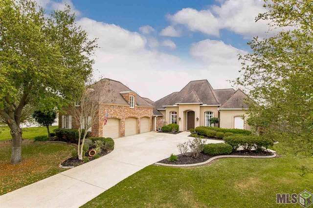40189 Dove Estates Ct, Gonzales, LA 70737 (#2020004606) :: Darren James & Associates powered by eXp Realty
