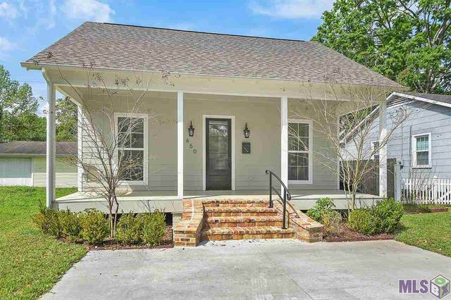 650 Mouton St, Baton Rouge, LA 70806 (#2020004675) :: The W Group with Berkshire Hathaway HomeServices United Properties