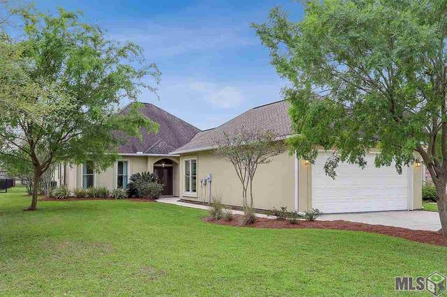 40574 Pelican Point Pkwy, Gonzales, LA 70737 (#2020004721) :: Darren James & Associates powered by eXp Realty