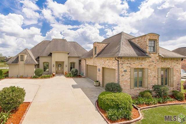6266 Royal Lake Estates Ave, Gonzales, LA 70737 (#2020004740) :: Darren James & Associates powered by eXp Realty