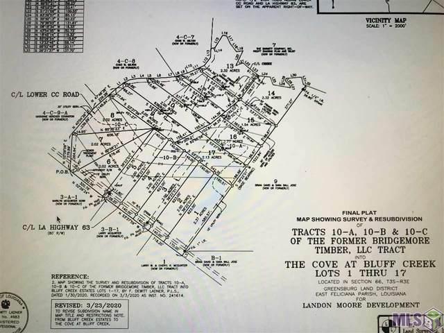 lot 4 La Hwy 63, Clinton, LA 70722 (#2020004917) :: Smart Move Real Estate