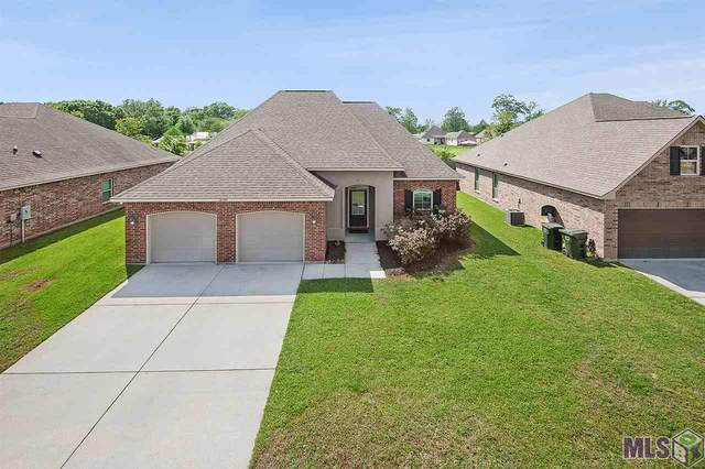 16435 Timberstone Dr, Prairieville, LA 70769 (#2020005055) :: The W Group with Berkshire Hathaway HomeServices United Properties