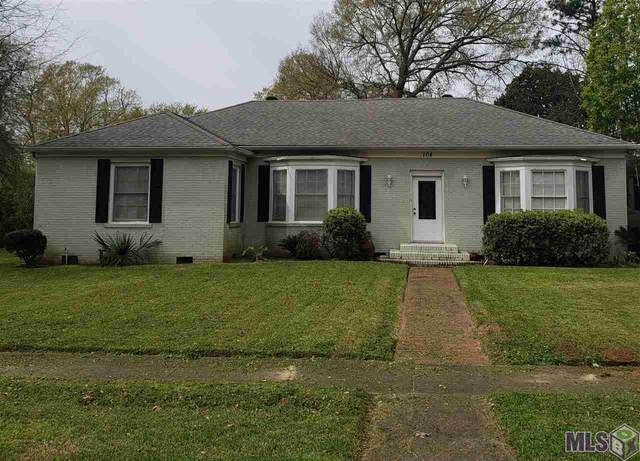 104 N Holly St, Bunkie, LA 71322 (#2020005084) :: Patton Brantley Realty Group