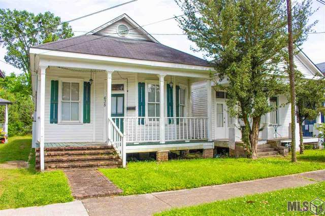 635 St Joseph St, Baton Rouge, LA 70802 (#2020005111) :: The W Group with Berkshire Hathaway HomeServices United Properties