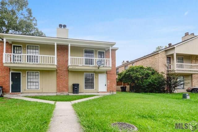 3515 Yorkfield Dr, Baton Rouge, LA 70816 (#2020005208) :: Smart Move Real Estate