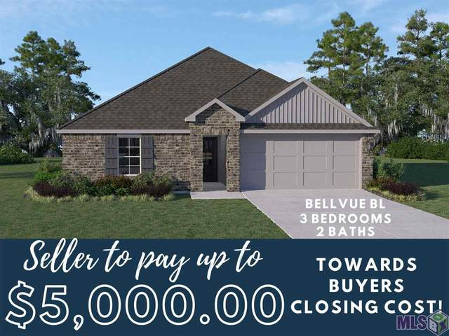 13117 Fowler Dr, Denham Springs, LA 70706 (#2020005213) :: Smart Move Real Estate