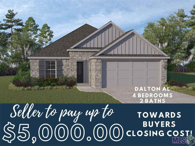 35632 Grovemont Dr, Denham Springs, LA 70706 (#2020005216) :: Smart Move Real Estate