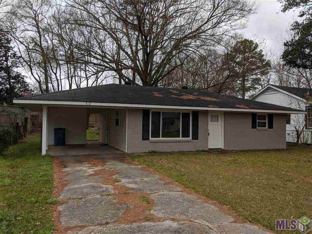 312 Pinoak St, Denham Springs, LA 70726 (#2020005232) :: Smart Move Real Estate