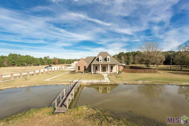 28735 George White Rd, Holden, LA 70744 (#2020005236) :: Patton Brantley Realty Group