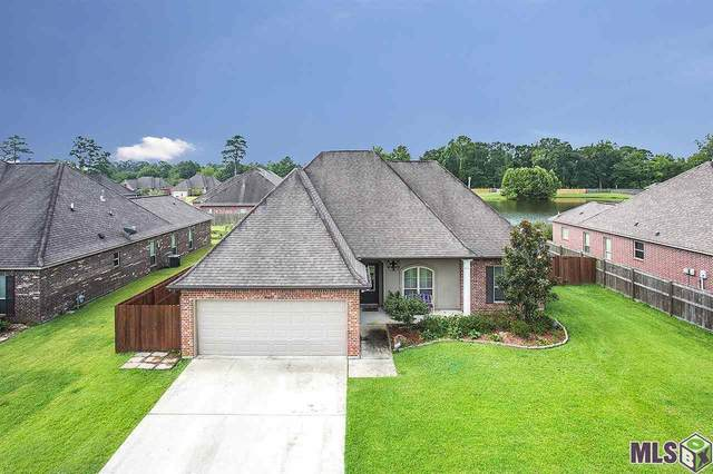 41125 Lakeway Cove Ave, Gonzales, LA 70737 (#2020005268) :: The W Group with Berkshire Hathaway HomeServices United Properties
