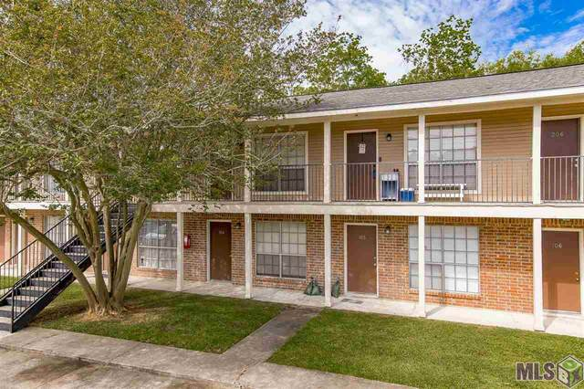1984 Brightside Dr #205, Baton Rouge, LA 70820 (#2020005298) :: Smart Move Real Estate