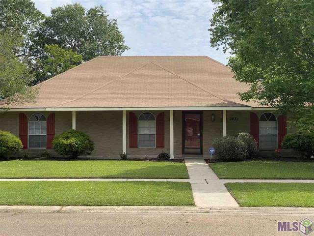3031 Margebrook Dr, Baton Rouge, LA 70816 (#2020005411) :: Darren James & Associates powered by eXp Realty
