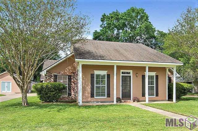 4119 Karen Elizabeth Dr, Zachary, LA 70791 (#2020005427) :: The W Group with Keller Williams Realty Greater Baton Rouge