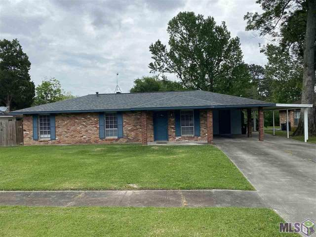 1530 S Shirley Ave, Gonzales, LA 70737 (#2020005543) :: Darren James & Associates powered by eXp Realty