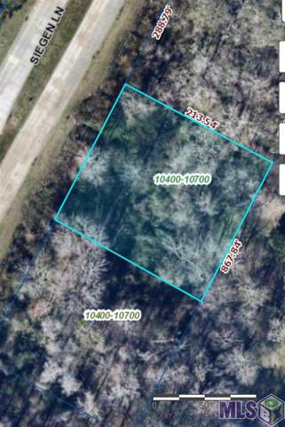 TBD LOT 7 PT Siegen Ln, Baton Rouge, LA 70810 (#2020005984) :: Smart Move Real Estate