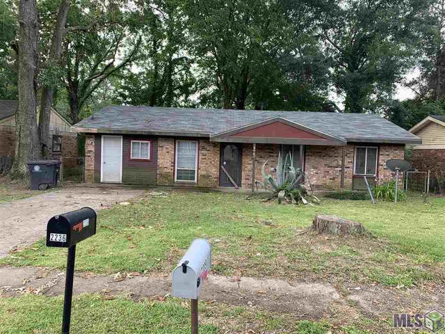 2236 72ND AVE, Baton Rouge, LA 70807 (#2020006138) :: The W Group with Keller Williams Realty Greater Baton Rouge