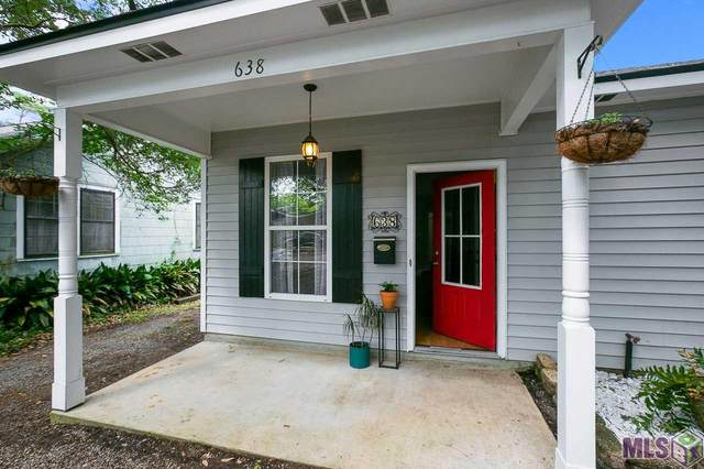 638 St Tammany St, Baton Rouge, LA 70806 (#2020006211) :: Patton Brantley Realty Group