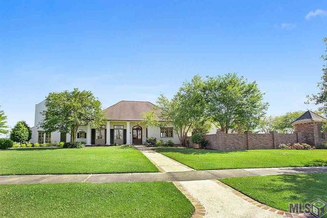 2286 N Turnberry Ave, Zachary, LA 70791 (#2020006649) :: Darren James & Associates powered by eXp Realty