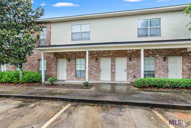 818 Meadow Bend Meadow Bend Dr G, Baton Rouge, LA 70820 (#2020006779) :: David Landry Real Estate