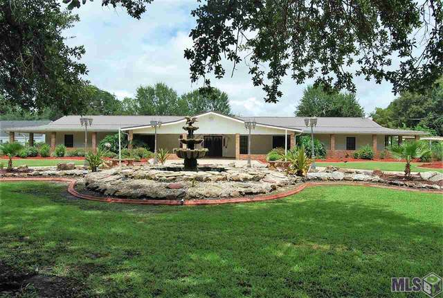 4145 Country Dr, Bourg, LA 70343 (#2020007181) :: Darren James & Associates powered by eXp Realty