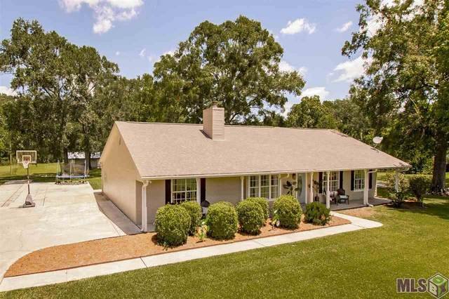 41216 Bertville Rd, Gonzales, LA 70737 (#2020007630) :: The W Group with Keller Williams Realty Greater Baton Rouge