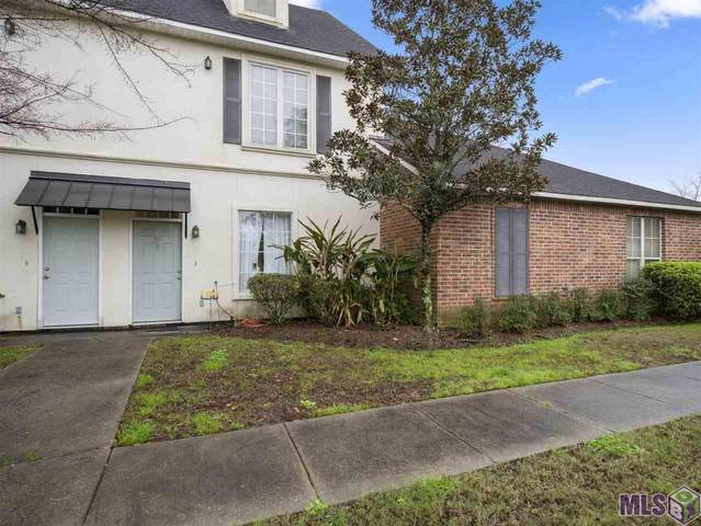 4000 Lake Beau Pre #39, Baton Rouge, LA 70820 (#2020007672) :: The W Group with Keller Williams Realty Greater Baton Rouge
