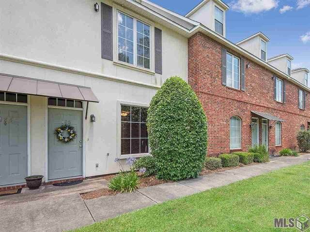4000 Lake Beau Pre #125, Baton Rouge, LA 70820 (#2020007850) :: The W Group with Keller Williams Realty Greater Baton Rouge