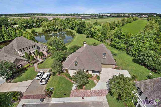 11805 Villa Creek, Baton Rouge, LA 70810 (#2020007887) :: The W Group with Keller Williams Realty Greater Baton Rouge
