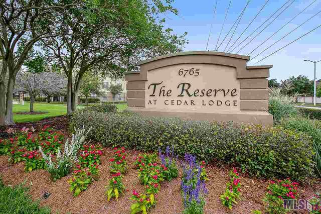 6765 Corporate Blvd #6206, Baton Rouge, LA 70809 (#2020007972) :: The W Group with Keller Williams Realty Greater Baton Rouge