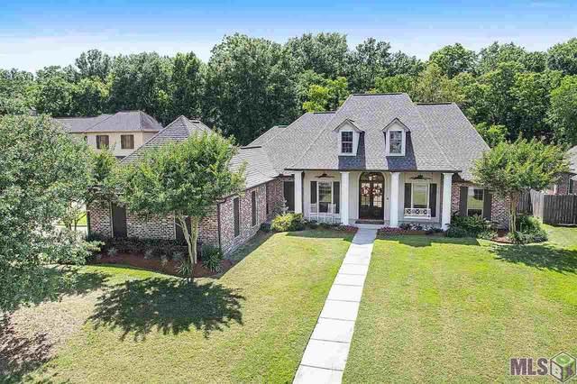 12331 Oak Fields Dr, Geismar, LA 70734 (#2020007993) :: Smart Move Real Estate