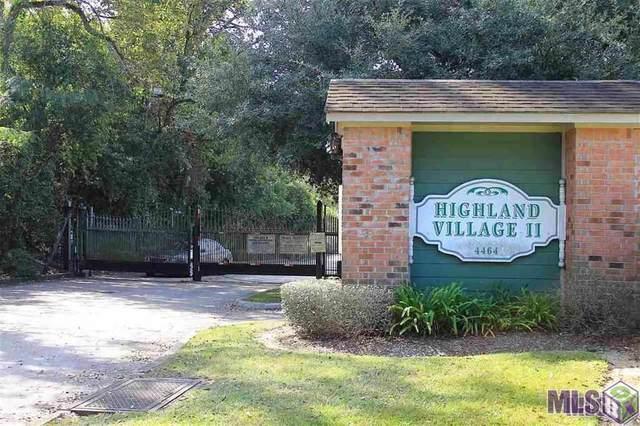 4464 Highland Rd #701, Baton Rouge, LA 70808 (#2020008021) :: Patton Brantley Realty Group