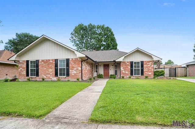 15416 Woodwick Ave, Baton Rouge, LA 70816 (#2020008037) :: Patton Brantley Realty Group