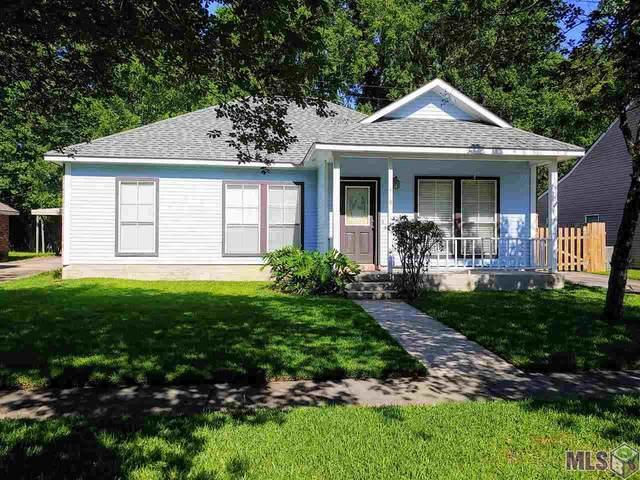 419 Meadow Bend Dr, Baton Rouge, LA 70820 (#2020008087) :: Smart Move Real Estate