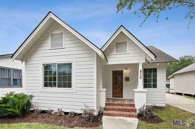820 S Eugene St, Baton Rouge, LA 70806 (#2020008219) :: The W Group with Keller Williams Realty Greater Baton Rouge