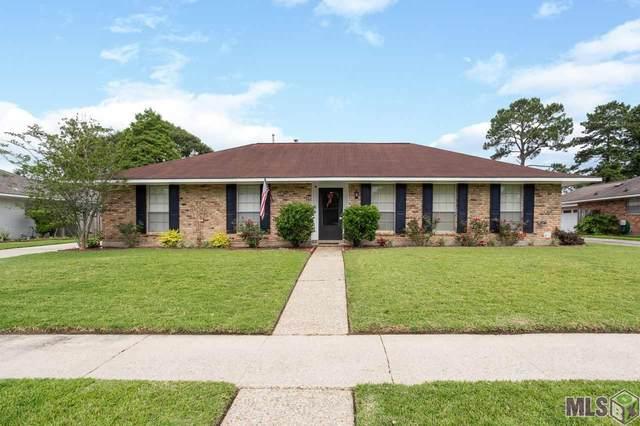 4828 Shadeland Dr, Baton Rouge, LA 70816 (#2020008286) :: Patton Brantley Realty Group