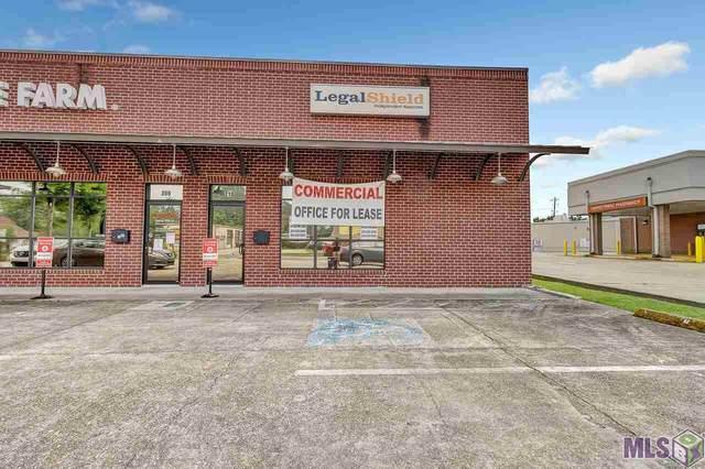 210 S Range Ave, Denham Springs, LA 70726 (#2020008404) :: Smart Move Real Estate