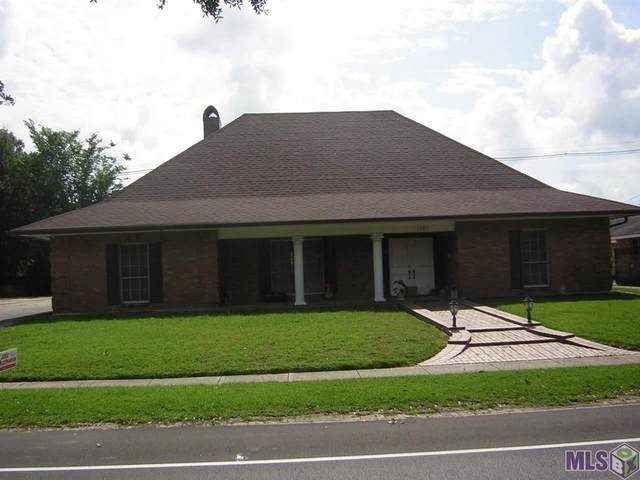 1087 S Sherwood Forest Blvd, Baton Rouge, LA 70815 (#2020008457) :: The W Group with Keller Williams Realty Greater Baton Rouge
