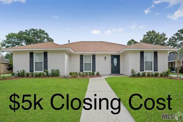 13533 Willowridge Ave, Baton Rouge, LA 70817 (#2020008547) :: Smart Move Real Estate