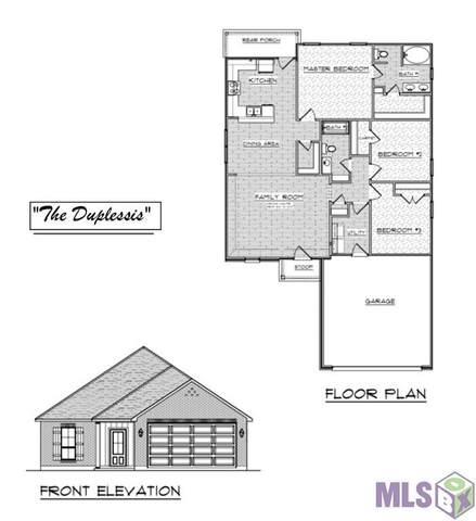 7849 High Eagle Ct, Denham Springs, LA 70706 (#2020008554) :: Smart Move Real Estate